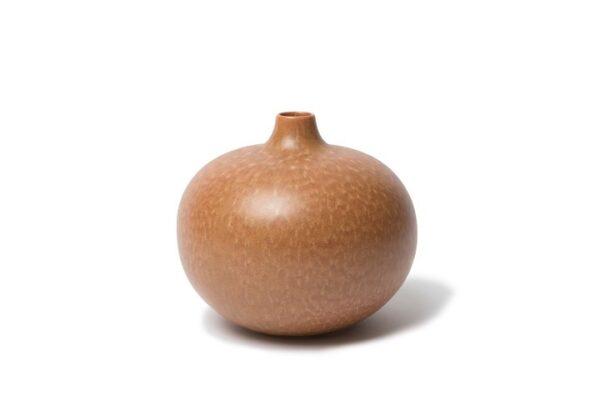 Håndlavet keramikvase fra Lindform