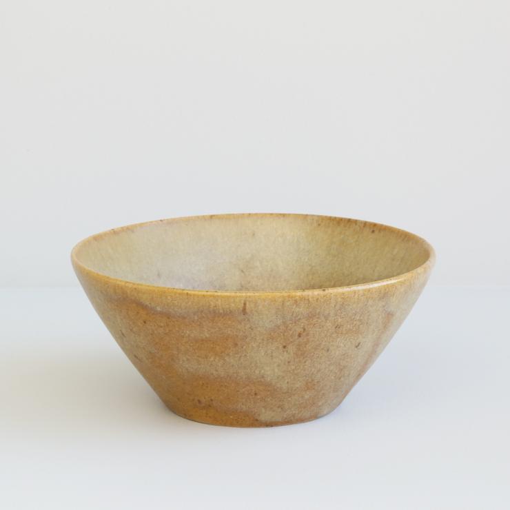 Small bown Bornholms Keramik Fabrik