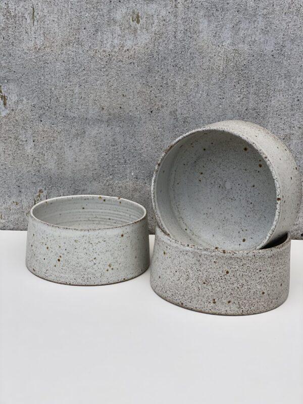 Keramik cylinder skåle Viki Weiland