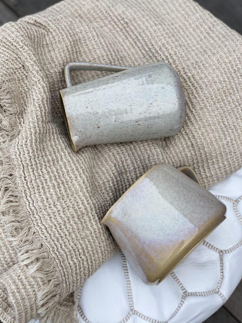 Hånddrejede kander keramik fra BKF