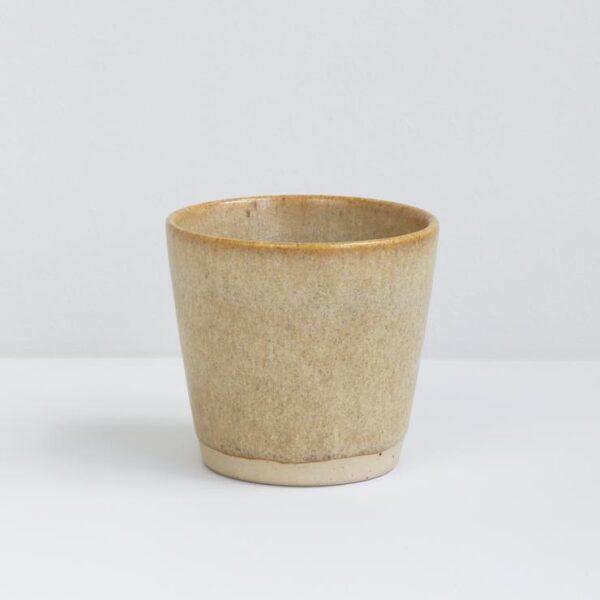 Bornholms Keramikfabrik ø-kop sand