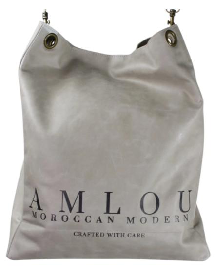 Amlou skindtaske karma