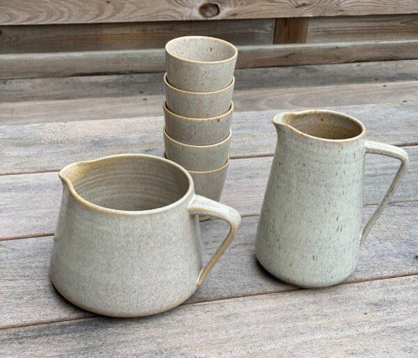 Keramik Oatmeal Bornholms Keramikfabrik