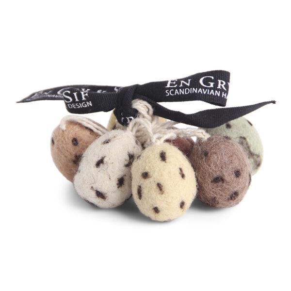 Mini eggs En Gry & Sif