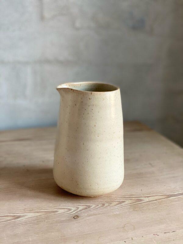 Bornholms Keramikfabrik Milk Jug Creamy White