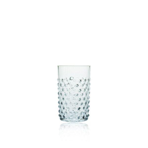 Klart pindsvineglas fra Anna von Lipa
